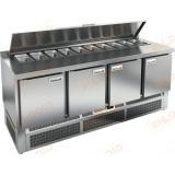 SLE1-1111SN стол холодильный для салатов (саладетта)
