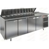 SL1-1111GN стол холодильный для салатов (саладетта)