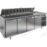 SL1-1111SN стол холодильный для салатов (саладетта)