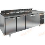 SL2-1111SN стол холодильный для салатов (саладетта)
