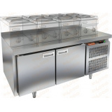 GN 11/BT LT стол морозильный под тепловое оборудование