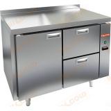 GN 12/TN P стол холодильный (без агрегата)