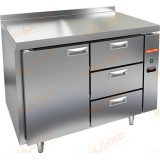GN 13/BT P стол морозильный (без агрегата)