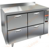 GN 22/TN P стол холодильный (без агрегата)