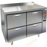 GN 22/BT P стол морозильный (без агрегата)