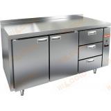 GN 113/TN P стол холодильный (без агрегата)