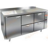 GN 122/TN P стол холодильный (без агрегата)