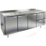 GN 1112/BT P стол морозильный (без агрегата)