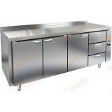 GN 1113/TN P стол холодильный (без агрегата)