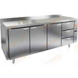 GN 1113/BT P стол морозильный (без агрегата)