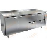 GN 1122/BT P стол морозильный (без агрегата)