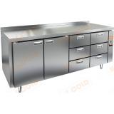 GN 1133/BT P стол морозильный (без агрегата)