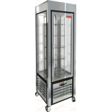 VRC 350 R FR витрина кондитерская вертикальная