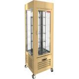 VRC 350 R Beige витрина кондитерская вертикальная