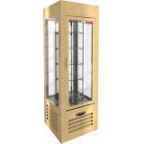 VRC 350 R Sh Beige витрина кондитерская вертикальная