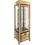 VRC 350 R Beige FR витрина кондитерская вертикальная