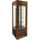 VRC 350 R Sh Bronze FR витрина кондитерская вертикальная