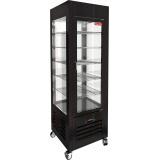 VRC 350 Black витрина кондитерская вертикальная
