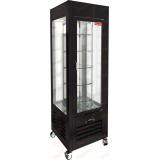 VRC 350 R Black витрина кондитерская вертикальная