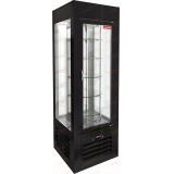 VRC 350 R Sh Black витрина кондитерская вертикальная