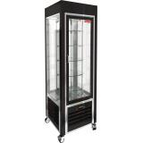 VRC 350 R Black FR витрина кондитерская вертикальная