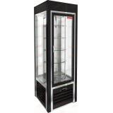 VRC 350 R Sh Black FR витрина кондитерская вертикальная