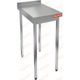 НСО-4/6Б стол пристенный без полки