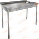 НДСО-10/6БП стол пристенный для сбора отходов