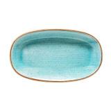 Bonna AQUA AURA Блюдо овальное AAQ GRM 15 OKY (15 см, голубой)