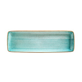 Bonna AQUA AURA Блюдо прямоугольное AAQ MOV 49 DT (48х15 см, голубой)