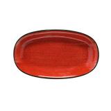 Bonna PASSION AURA Блюдо овальное APS GRM 15 OKY (15 см, красный)