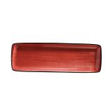 Bonna PASSION AURA Блюдо прямоугольное APS MOV 35 DT (34х15 см, красный)