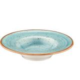 Bonna AQUA AURA Блюдце для соуса AAQ RIT 01 CBT (11 см, голубой)