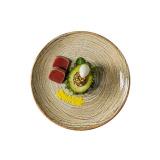 Bonna Freya Beige Gourmet Тарелка плоская FRYBGGRM27DZ (27 см)