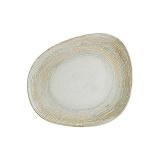 Bonna Patera Envisio VAO Тарелка плоская PTR VAO 33 DZ (33 см, ванильный цвет)