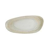 Bonna Patera Envisio VAO Тарелка прямоугольная PTR VAO 36 DT (36 см, ванильный цвет)