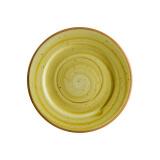 Bonna AMBER AURA Блюдце AAR RIT 02 KT (12 см, желтый)
