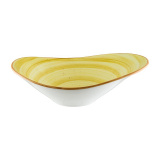 Bonna AMBER AURA Салатник AAA STR 10 KS (волна, 10х7,5 см)