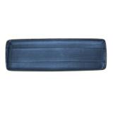 Bonna Aura Dusk Блюдо прямоугольное ADK MOV 49 DT (48х15 см, синий)