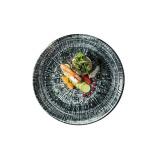 Bonna Odette black Gourmet Тарелка плоская ODT BL GRM 19 DZ (19 см)