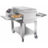 Конвейерная печь для пиццы Abat ПЭК-400