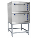 Шкаф жарочный Abat ШЖЭ-2-Э (эмалированная духовка, подставка)