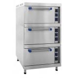 Шкаф жарочный Abat ШЖЭ-3-Э (эмалированная духовка)