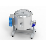 Котел пищеварочный Abat КПЭМ-100-ОМР-ВК (со сливным краном)