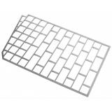 Взбивальная решетка для котлов 250 литров Abat КРЕМ-250.ОМР.19605.00.00.025 (11000025431)