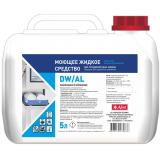 Жидкое моющее средство для алюминиевой посуды Abat DW AL (5 л)