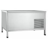 Стол охлаждаемый ПВВ(Н)-70 СО (охлаждаемая поверхность, купе)