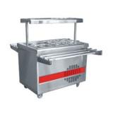 Прилавок холодильный ПВВ(Н)-70ПМ-НШ (откр., полка с подсветкой, с г/е)
