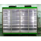 Стеллаж холодильный с кассетным модулем ВПВ C (Cryspi Unit L92500 Д) ББ