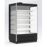 Охлаждаемый пристенный стеллаж SOLO 1250 (LED с выпаривателем) ББ